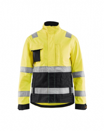 Blaklader 4903 Ladies High Vis Jacket (Yellow/Black)